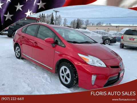 2012 Toyota Prius for sale at FLORIS AUTO SALES in Anchorage AK