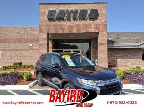 2020 Mitsubishi Outlander for sale at Bayird Truck Center in Paragould AR