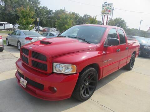 2005 Dodge Ram Pickup 1500 SRT-10 for sale at Azteca Auto Sales LLC in Des Moines IA