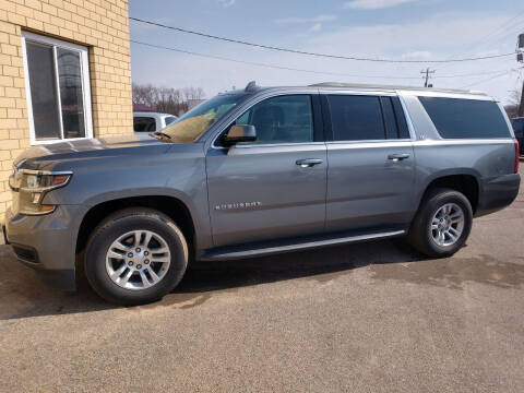 2020 Chevrolet Suburban for sale at Salmon Automotive Inc. in Tracy MN