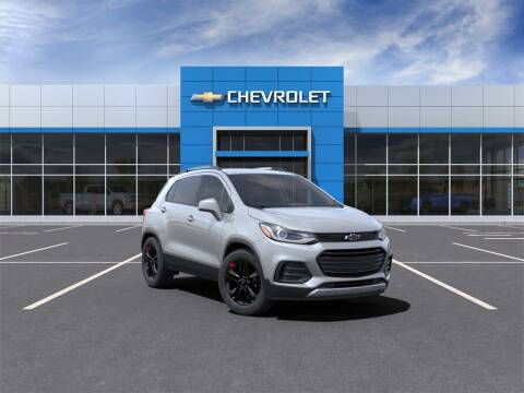 2021 Chevrolet Trax for sale at MATTHEWS HARGREAVES CHEVROLET in Royal Oak MI