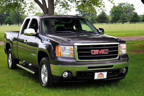 2010 GMC Sierra 1500 for sale at Auto House Superstore in Terre Haute IN