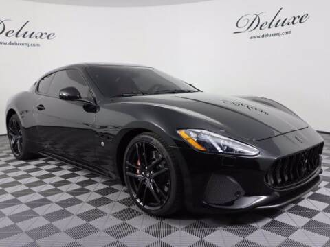 2018 Maserati GranTurismo for sale at DeluxeNJ.com in Linden NJ
