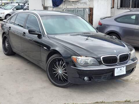 2007 BMW 7 Series for sale at Gold Coast Motors in Lemon Grove CA