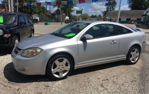 2008 Chevrolet Cobalt for sale at Antique Motors in Plymouth IN