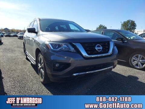 2019 Nissan Pathfinder for sale at Jeff D'Ambrosio Auto Group in Downingtown PA