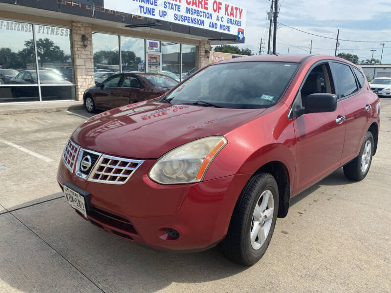 2010 Nissan Rogue for sale at Houston Auto Gallery in Katy TX