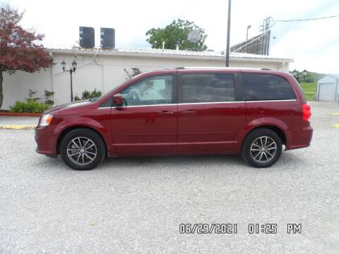 2017 Dodge Grand Caravan for sale at Town and Country Motors in Warsaw MO