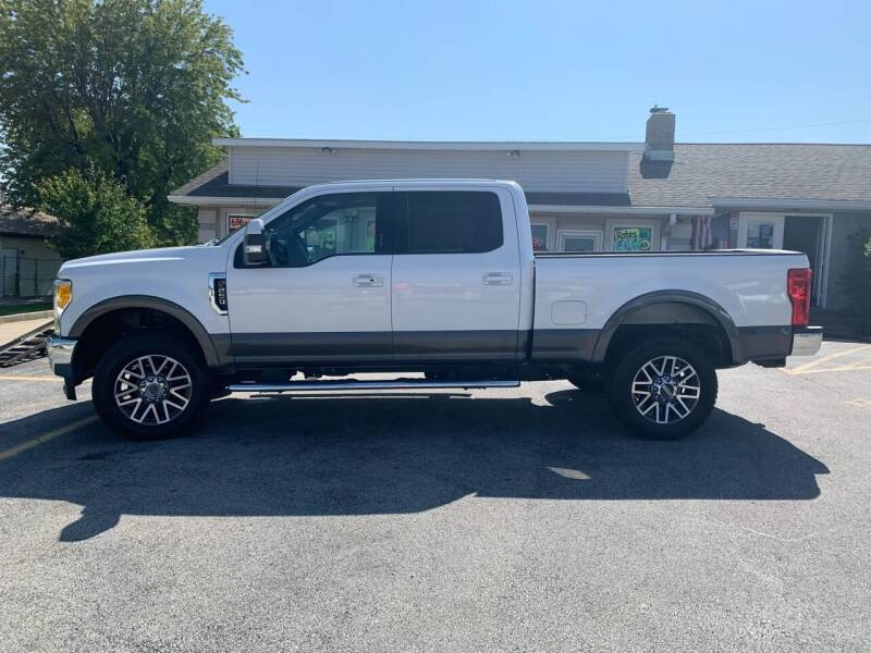2017 Ford F-250 Super Duty for sale at Revolution Motors LLC in Wentzville MO