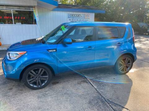 2015 Kia Soul for sale at TOP OF THE LINE AUTO SALES in Fayetteville NC