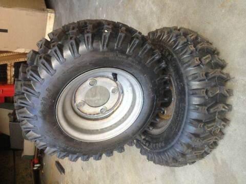 -1 Tires Black