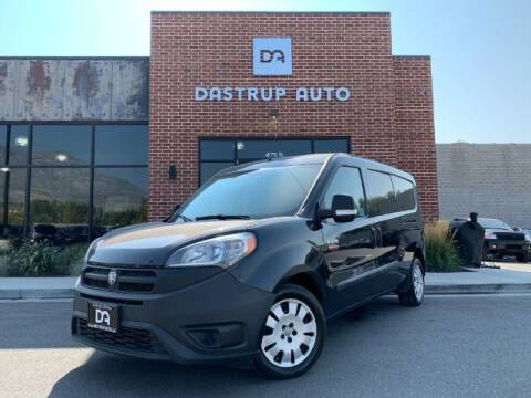 2015 RAM ProMaster City Cargo for sale at Dastrup Auto in Lindon UT