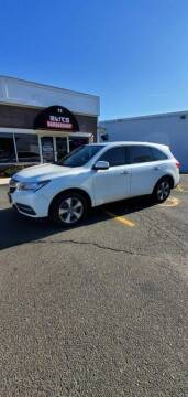 2014 Acura MDX for sale at Car VIP Auto Sales in Danbury CT