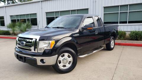2011 Ford F-150 for sale at Houston Auto Preowned in Houston TX