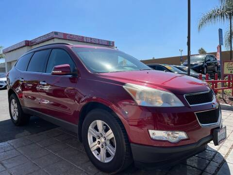 2010 Chevrolet Traverse for sale at CARCO SALES & FINANCE in Chula Vista CA