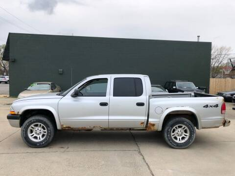 2003 Dodge Dakota for sale at MLD Motorwerks Pre-Owned Auto Sales - MLD Motorwerks, LLC in Eastpointe MI