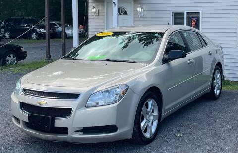 2010 Chevrolet Malibu for sale at Landmark Auto Sales Inc in Attleboro MA