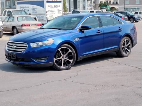 2014 Ford Taurus for sale at Clean Fuels Utah - SLC in Salt Lake City UT