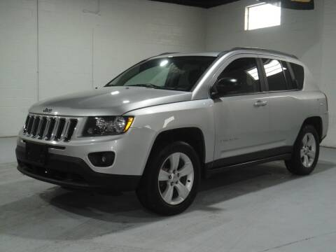 2014 Jeep Compass for sale at Ohio Motor Cars in Parma OH