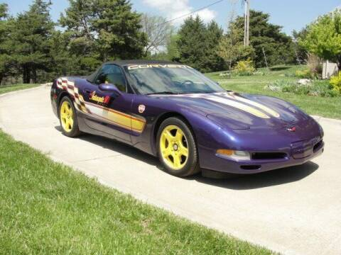 1998 Chevrolet Corvette for sale at Frieling Auto Sales in Manhattan KS