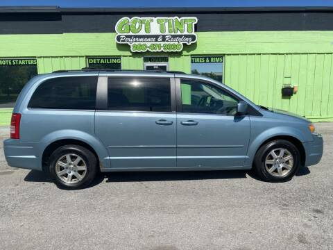 2008 Chrysler Town and Country for sale at GOT TINT AUTOMOTIVE SUPERSTORE in Fort Wayne IN