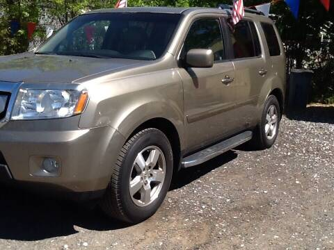 2011 Honda Pilot for sale at Lance Motors in Monroe Township NJ