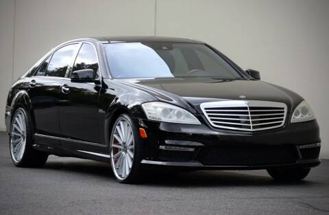 2010 Mercedes-Benz S-Class for sale at MS Motors in Portland OR