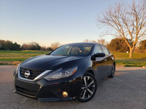 2017 Nissan Altima for sale at Laguna Niguel in Rosenberg TX