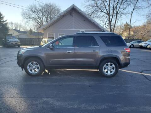 2008 Saturn Outlook for sale at Deals on Wheels in Oshkosh WI
