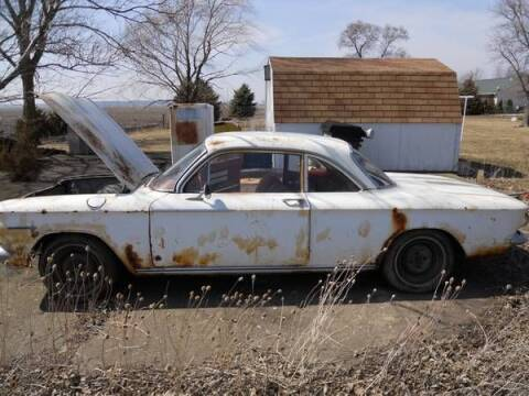 1963 Chevrolet Corvair for sale at Haggle Me Classics in Hobart IN