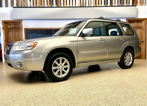 2007 Subaru Forester for sale at EuroMotors LLC in Lee MA