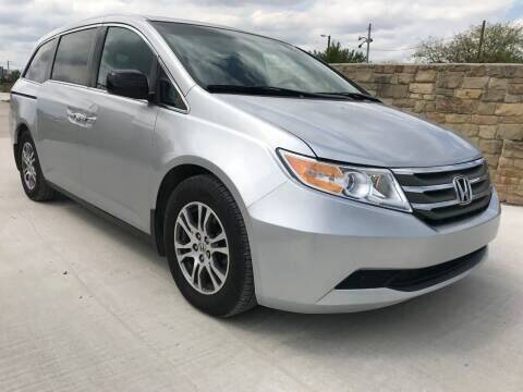 2012 Honda Odyssey for sale at Hi-Tech Automotive - Kyle in Kyle TX