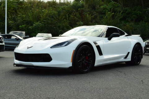 2019 Chevrolet Corvette for sale at Automall Collection in Peabody MA