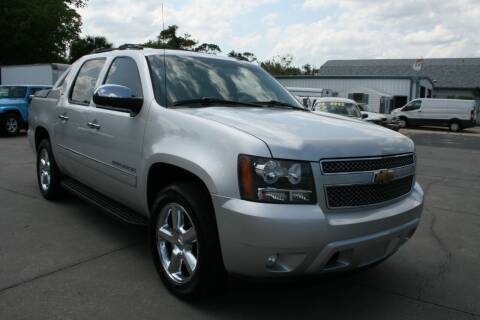 2012 Chevrolet Avalanche for sale at Mike's Trucks & Cars in Port Orange FL