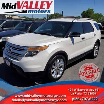 2011 Ford Explorer for sale at Mid Valley Motors in La Feria TX