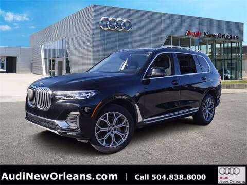 2020 BMW X7 for sale at Metairie Preowned Superstore in Metairie LA