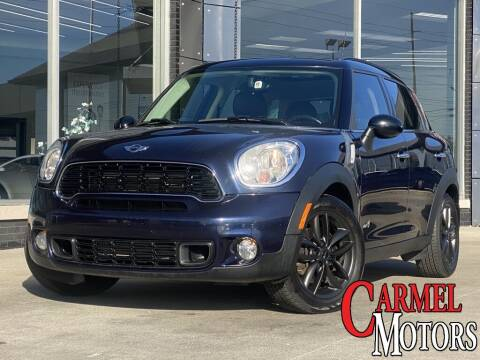 2011 MINI Cooper Countryman for sale at Carmel Motors in Indianapolis IN
