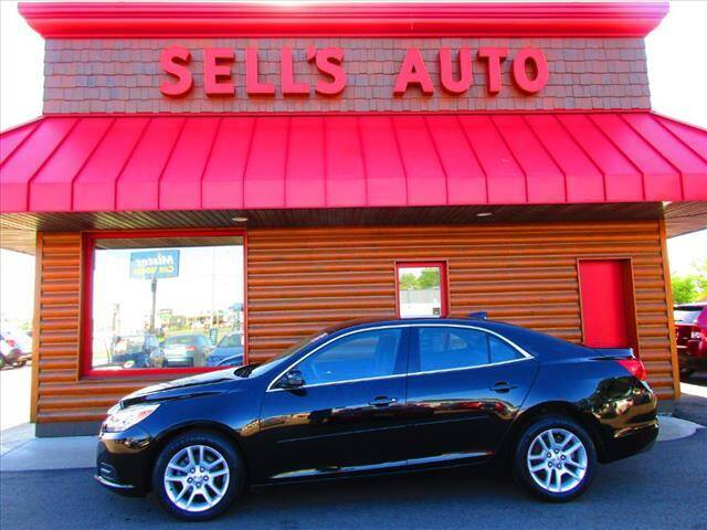 2016 Chevrolet Malibu Limited for sale at Sells Auto INC in Saint Cloud MN