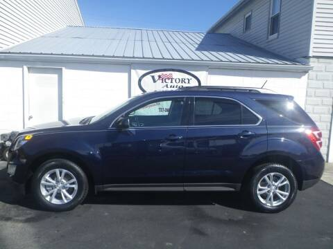 2016 Chevrolet Equinox for sale at VICTORY AUTO in Lewistown PA