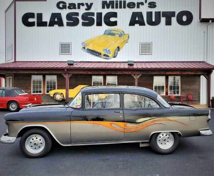 1955 Chevrolet 150 for sale at Gary Miller's Classic Auto in El Paso IL