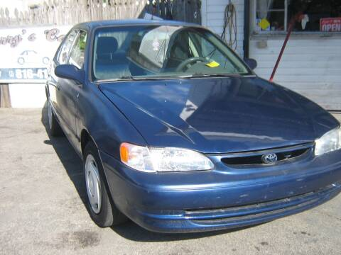 1998 Toyota Corolla for sale at JERRY'S AUTO SALES in Staten Island NY