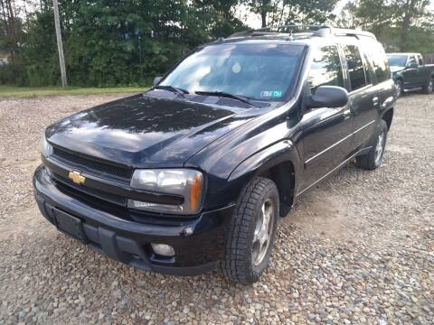 2005 Chevrolet TrailBlazer EXT for sale at Seneca Motors, Inc. (Seneca PA) in Seneca PA