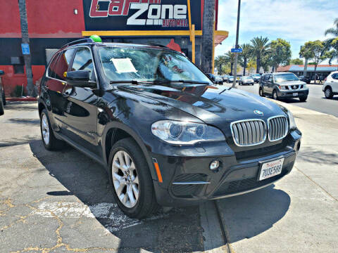 2013 BMW X5 for sale at Carzone Automall in South Gate CA
