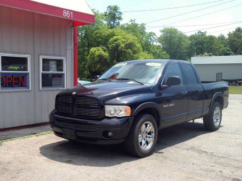 2005 Dodge Ram Pickup 1500 for sale at Midwest Auto & Truck 2 LLC in Mansfield OH