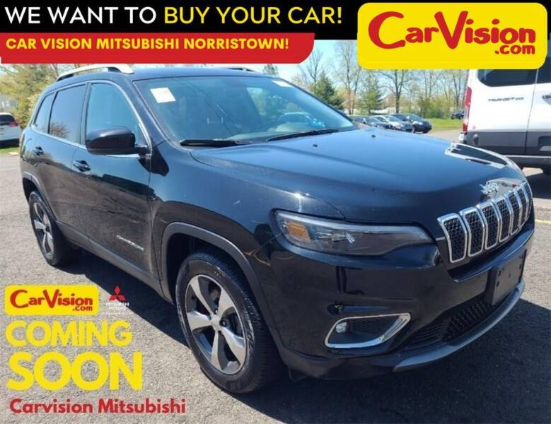 2019 Jeep Cherokee for sale at Car Vision Mitsubishi Norristown in Norristown PA