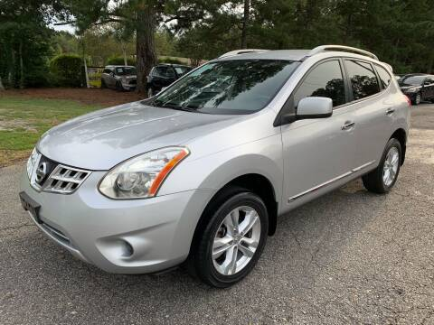 2013 Nissan Rogue for sale at MVP Auto LLC in Alpharetta GA