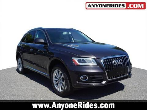 2016 Audi Q5 for sale at ANYONERIDES.COM in Kingsville MD