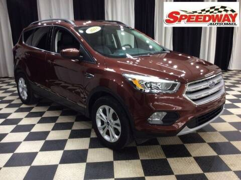2018 Ford Escape for sale at SPEEDWAY AUTO MALL INC in Machesney Park IL