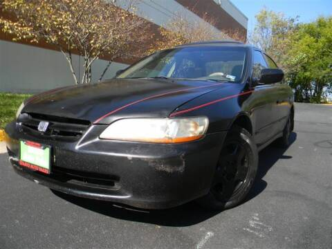 2000 Honda Accord for sale at Dasto Auto Sales in Manassas VA