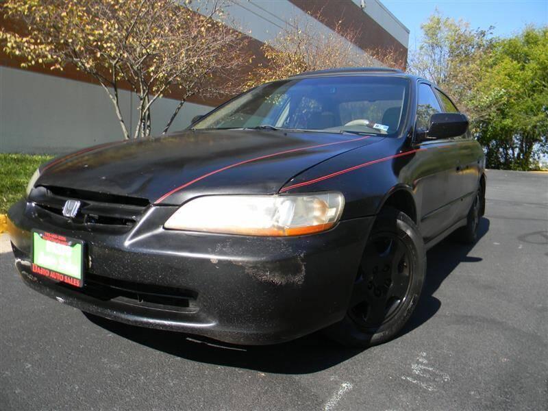 2000 Honda Accord for sale at Dasto Auto Sales in Manassas VA